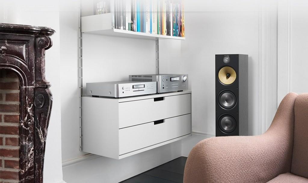 Caixa 600 Serie B&W