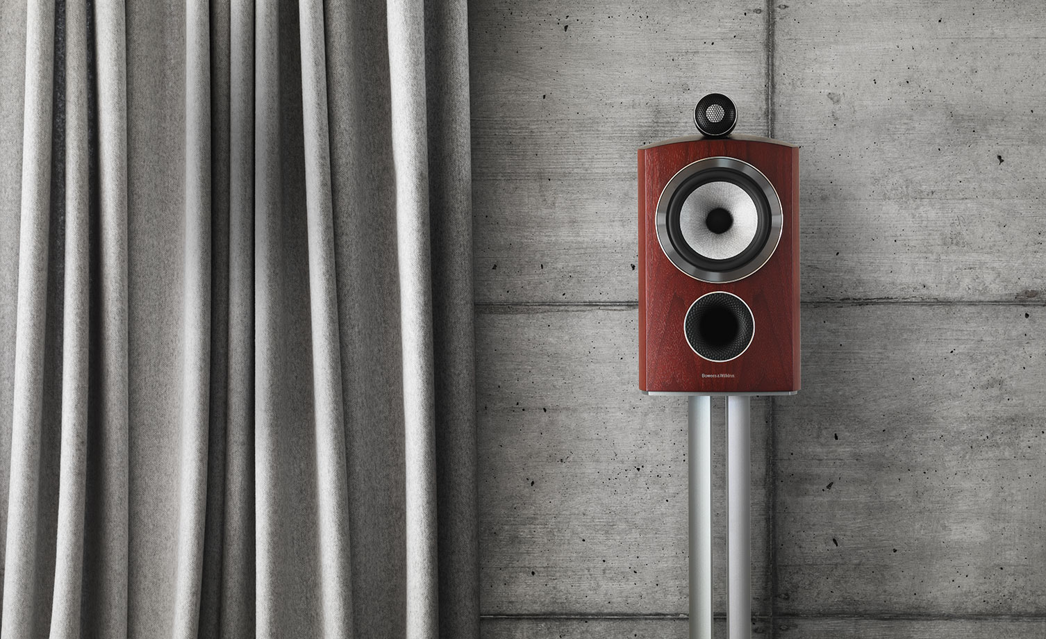 Mini Theatre B&W Bowers & Wilkins Sistema 5.1 Compacto