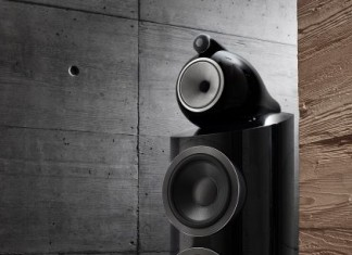 Caixa 800 Serie Diamond B&W Bowers & Wilkins