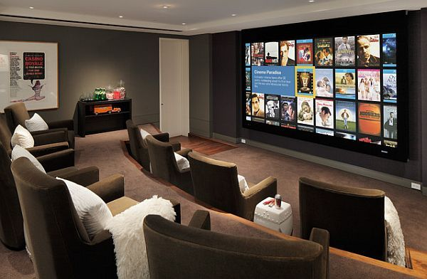 Sistema sala home theater B2home