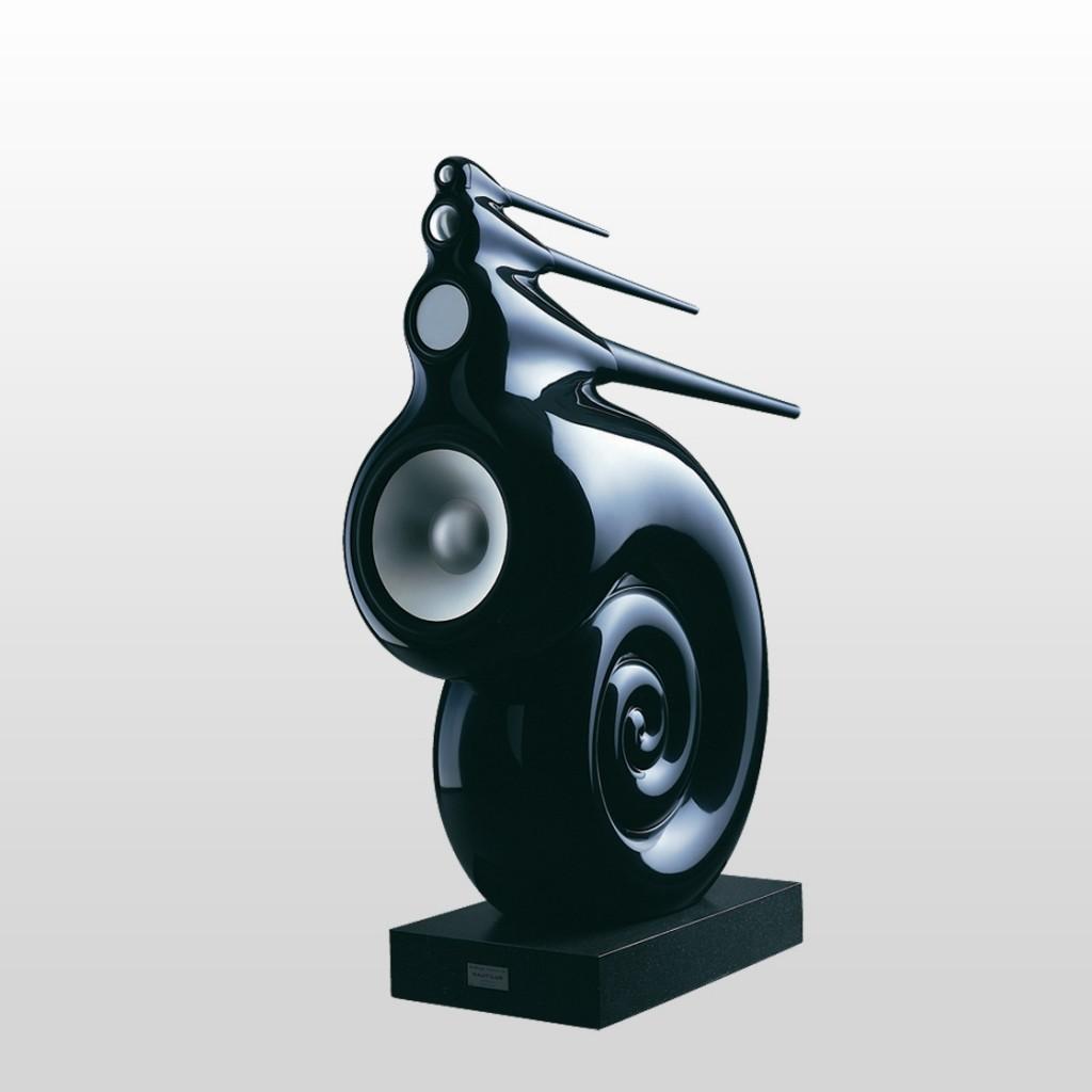 Caixa Nautilus B&W