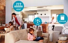 Controle Universal Ar Condicionado Com Sensor