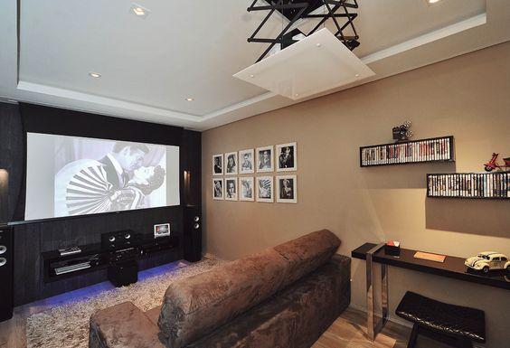 Equipamentos para Sala Home Theater