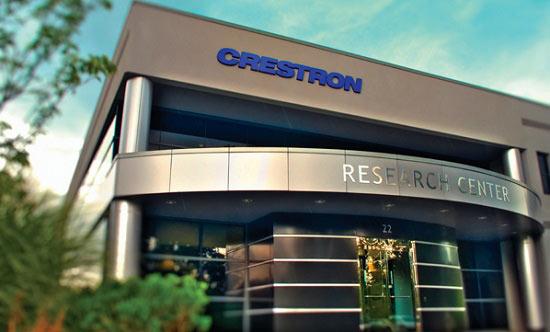 Empresa Crestron Automação Residencial