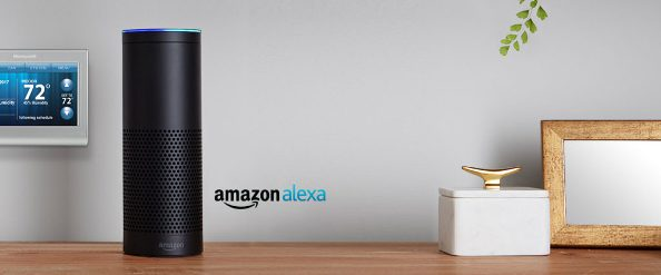 Como Alexa da Amazon controla sua casa
