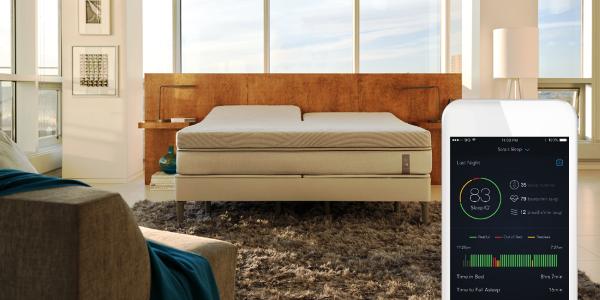 Cama inteligente sleep number 360 para uma boa noite de sono