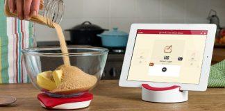 Cozinha inteligente get drop receitas