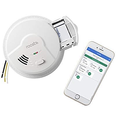 Detector de fumaça inteligente para resideências