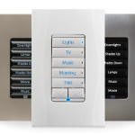 keypads para automacao residencial